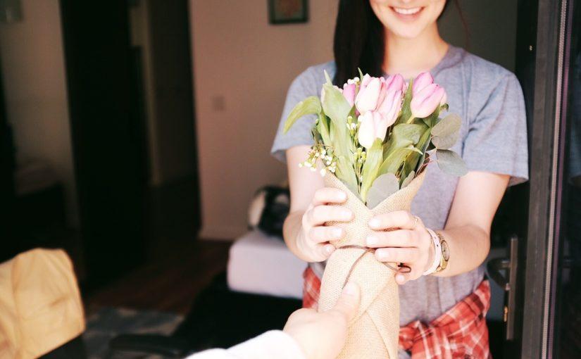 Quando regalare i fiori ad una donna?
